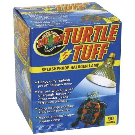 Zoomed - Lampe à Halogène Turtle Tuff pour Aquarium - 90W