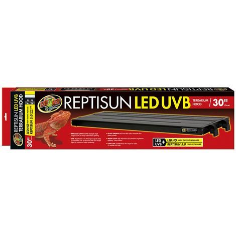 "Zoomed Reptisun LED UVB 30"" 80cm"