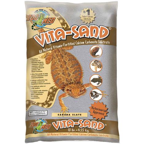 Zoomed - Sable Vita-Sand Sahara pour Reptiles - 4,5Kg
