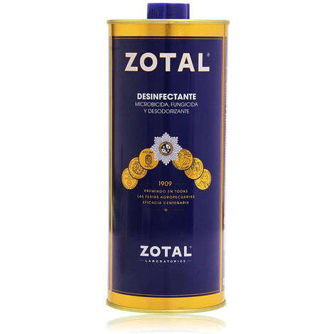 Zotal 1 kg | Desinfectante Zotal | Desinfectante general