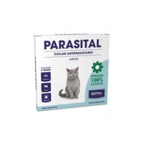 Zotal Parasital Collar Gato 35 cm