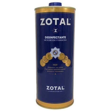 ZOTAL Z desinfectante, microbicida, fungicida y desodorizante 850 ml