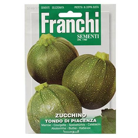 Zucchino tondo di Piacenza (Semente)