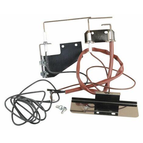 Zünd-/Ionisationelektrode (Block) - ATLANTIC: 060005