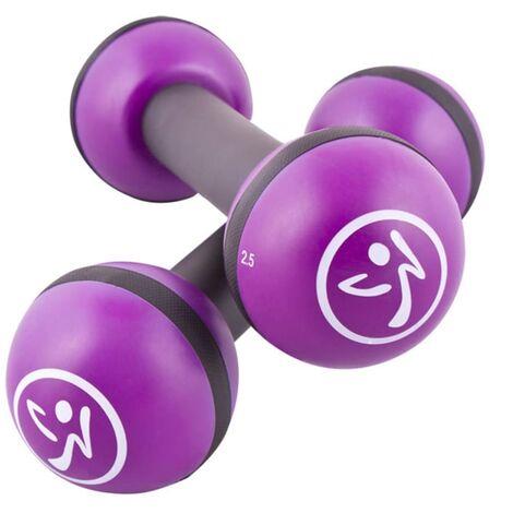 """main image of """"Zumba Toning Sticks 2 pcs 2 kg Purple ZUM011 - Purple"""""""