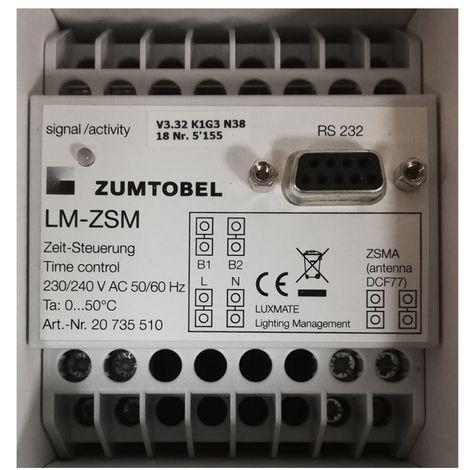 Zumtobel LM-ZSM temporal Management Module