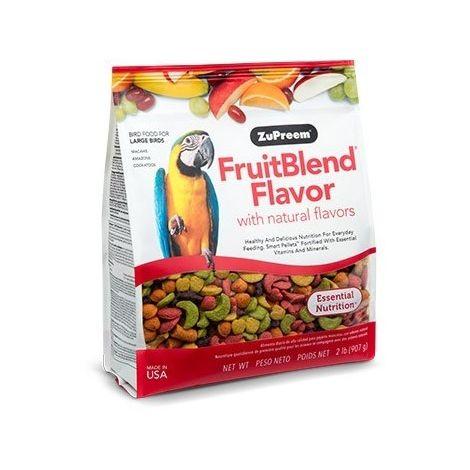 Zupreem Fruitblend Loros grandes - L 900g
