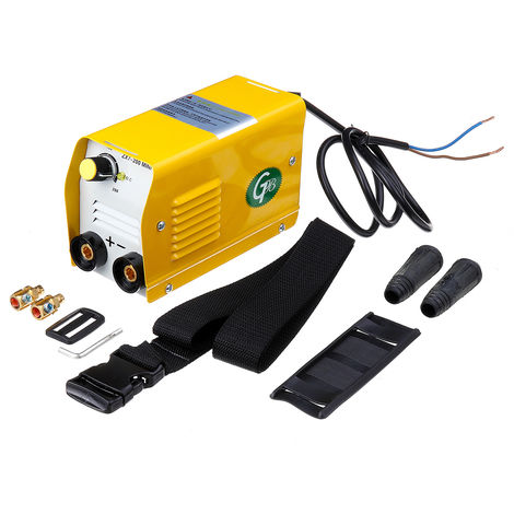 ZX7-200 miniGB 200A Mini Electric Welding Machine IGBT DC Inverter ARC MMA Stick Welder Hasaki