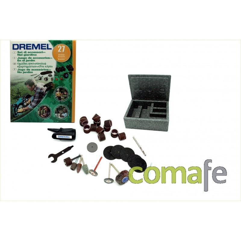 Accesorio jardin 9013 27 piezas herramientas for Productos accesorios para jardin