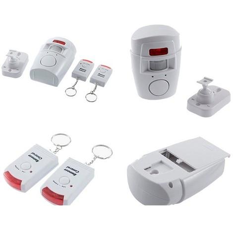 Alarma de seguridad con sensor de movimiento d1510241 - Sensores de movimiento con alarma ...