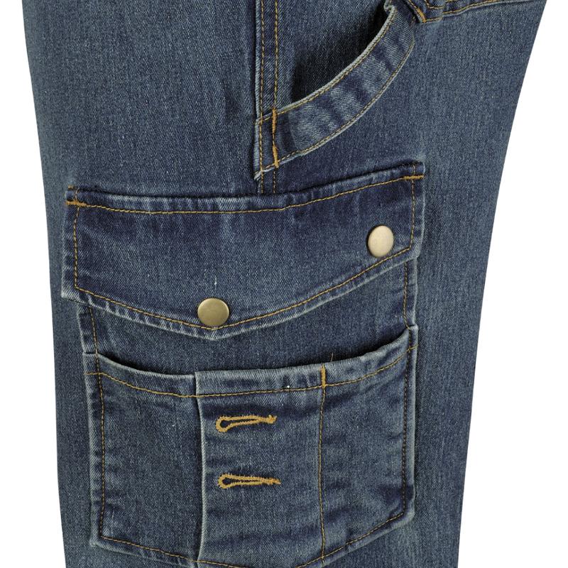 Beta Jeans Da Lavoro Elasticizzati Tasche Porta Utensili