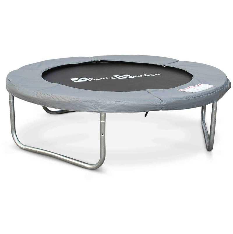 cama el stica trampolin de 180 cm altura de la red de seguridad 160 cm naos alice 39 s garden. Black Bedroom Furniture Sets. Home Design Ideas
