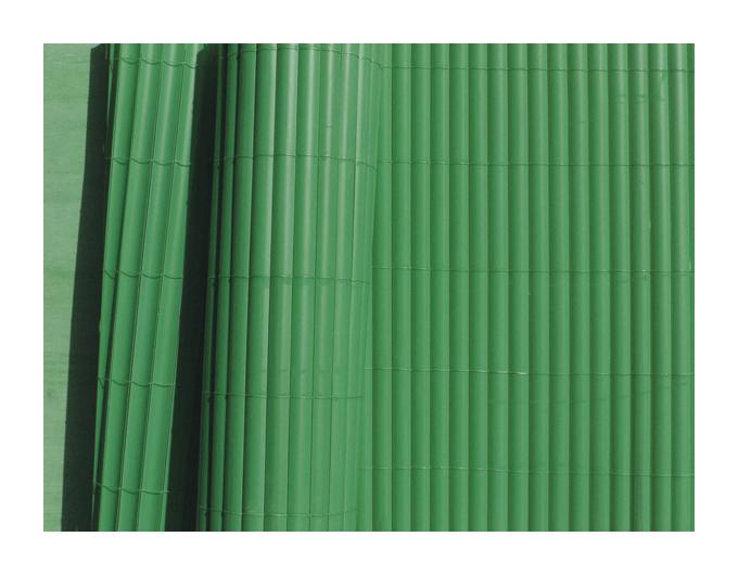 Ca izo plco simple verde 1x5 m pg0006 jardines y piscinas - Cortavientos de jardin ...