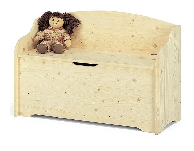Cassapanca per esterno baule contenitore in legno massello cm 102x41x67 a13780 giardino piscina - Cassapanche in legno per esterno ...