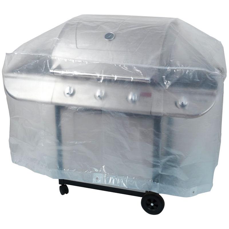 Copertura barbecue 130x70x80 protezione ultra resistene for Copertura per barbecue a gas