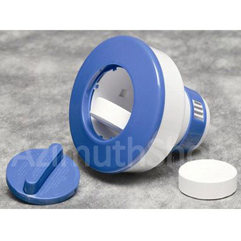 Diffusore di cloro poolmaster per piscine 078896 for Cloro liquido per piscine