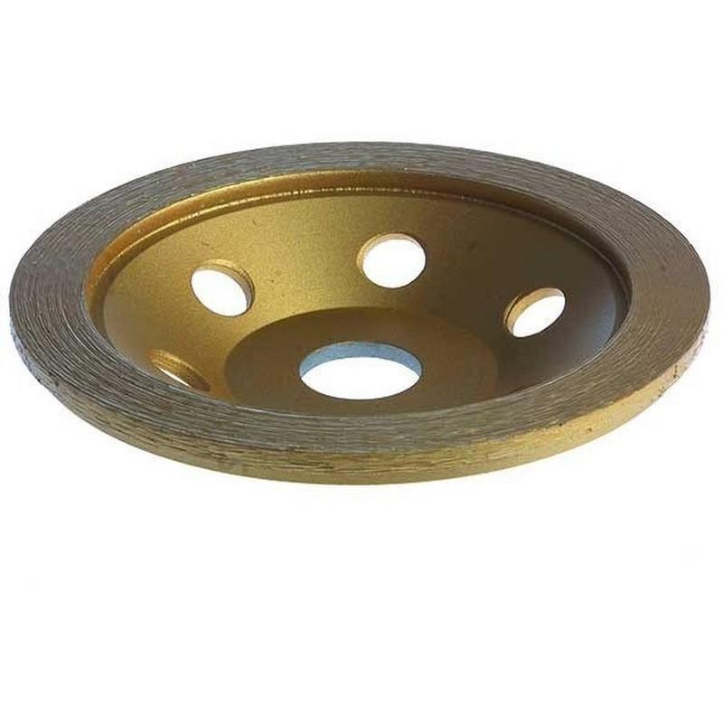 Disco de diamante 125x2223 para limpiar y pulir hormigon y - Limpiar piedra natural exterior ...