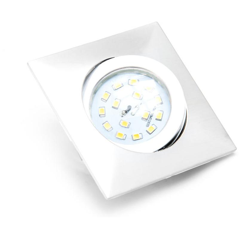 Faretto led direzionabili 5w risparmio energetico 400lm for Risparmio energetico led