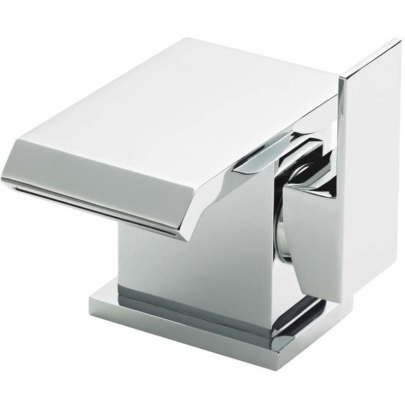 Grifo mezclador a cascada para lavabo monoforo con for Grifo en cascada