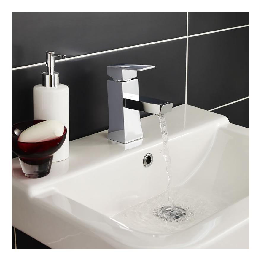 Grifo mezclador de lavabo monomando grade tgd305 fontaner a sanitarios y calefacci n - Monomando lavabo ...