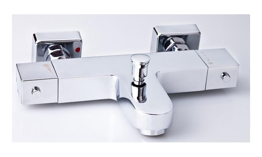 Grifo termostatico ba era quark fontaner a sanitarios y for Grifos para baneras