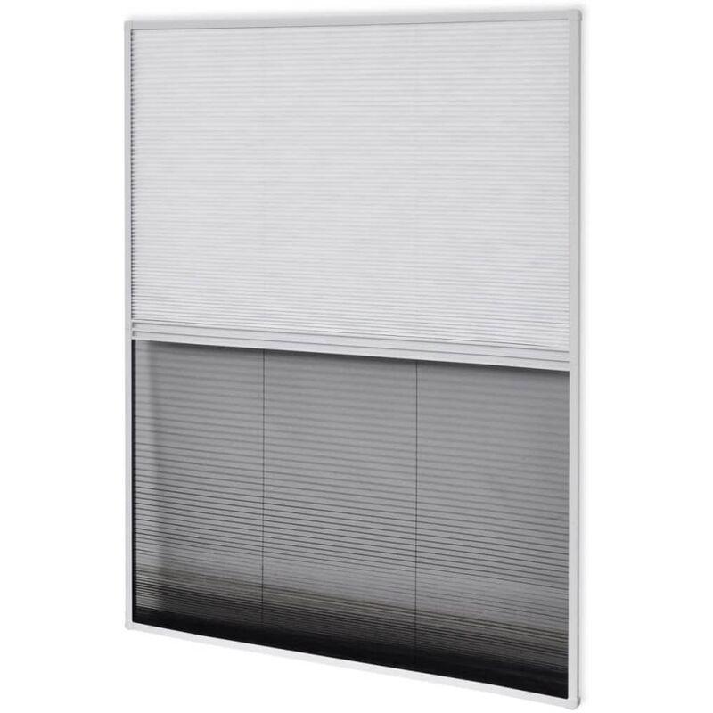insetti finestra alluminio schermo alluminio 160 x 110 cm