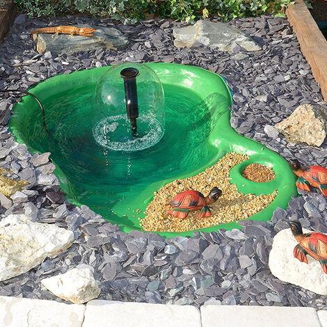 Laghetti da giardino per pesci excellent laghetti da for Laghetto resina