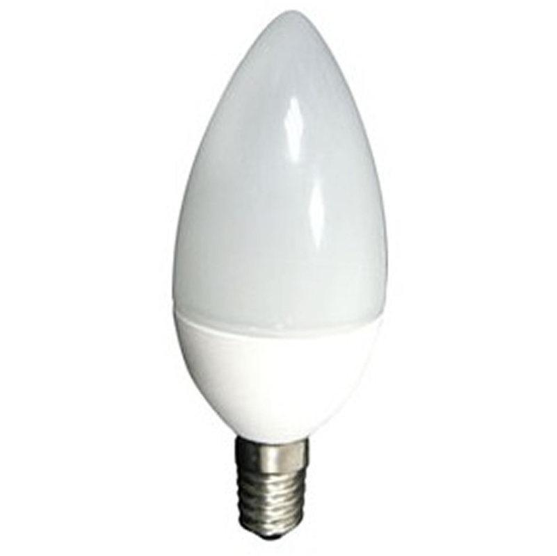 LAMPADINA A CANDELA LED 3W E 14 3000 K (073193) - Illuminazione