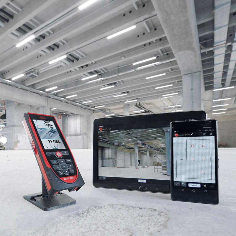 Leica Disto S910 Misuratore di Distanza a Laser - Utensileria
