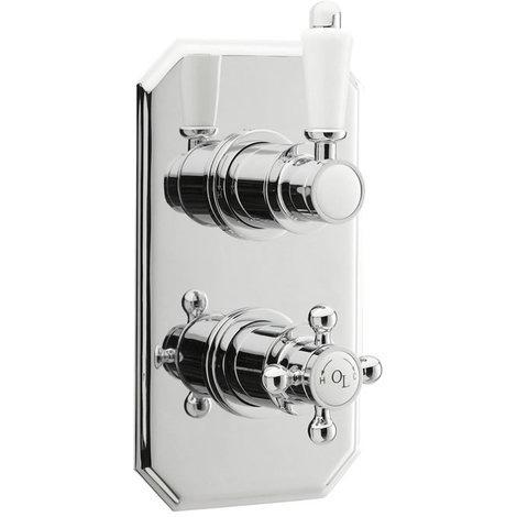 Llave termost tica mezcladora tradicional empotrable de for Precio de llave mezcladora para ducha