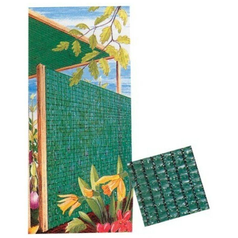 Malla ocultacion verde 2x50mt jardines y piscinas - Malla ocultacion total ...