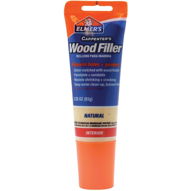 Masilla para madera 96 ml natural 969967 - Masilla para madera casera ...