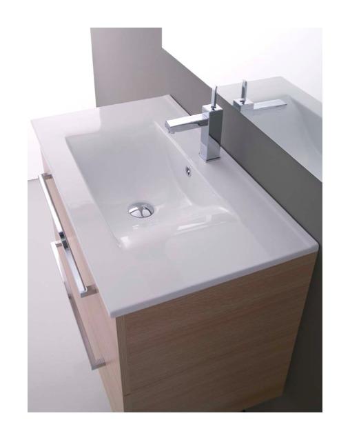 Mobile da bagno sospeso con lavabo Full - 9386 - Bagno