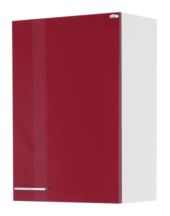 Mobile per arredo bagno laccato fragola pensile 1 anta cm - Armadietti per il bagno ...