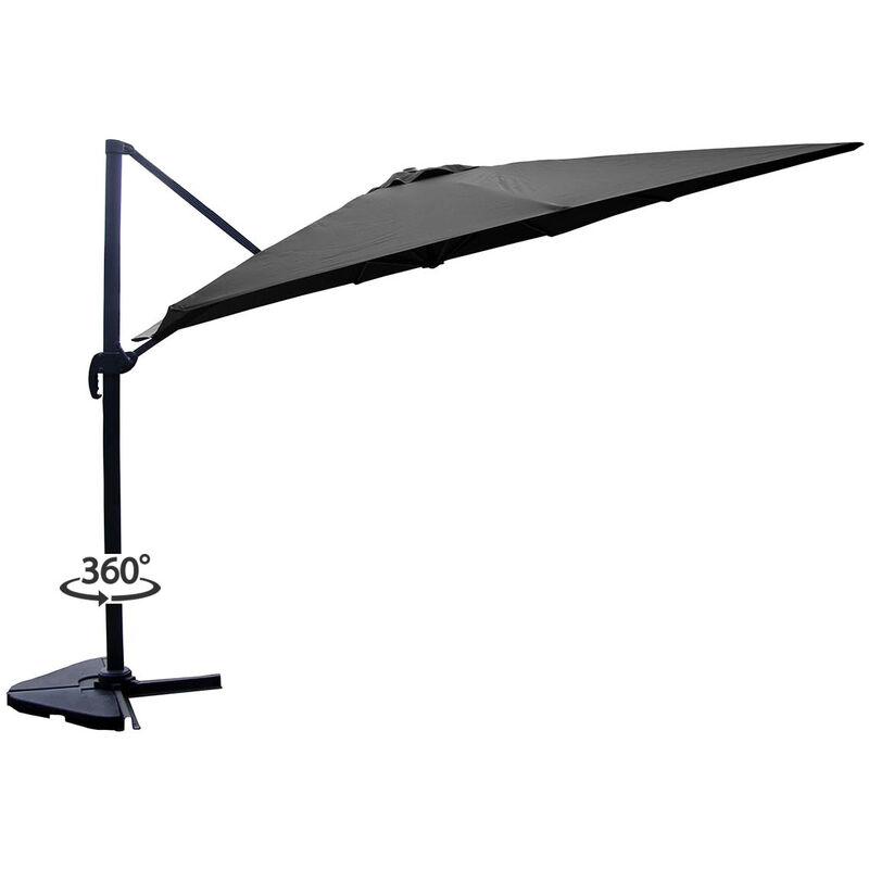 Parasol dport gris - m