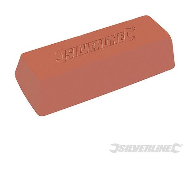 Pasta para pulir de color rojo 500 g 107883 - Pasta para pulir metales ...