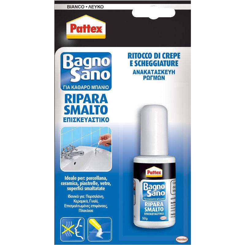 Pattex bagno sano ripara smalto 1864536 pavimenti e for Smalto per piastrelle