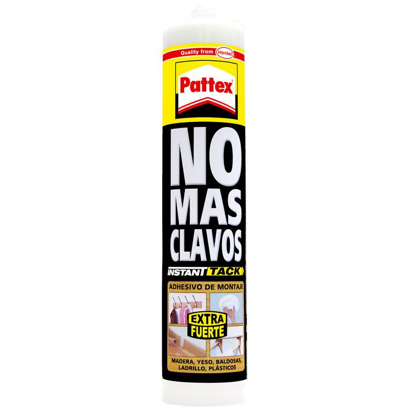 Pattex no mas clavos 370gr 930991 1398296 - Precio pattex no mas clavos ...