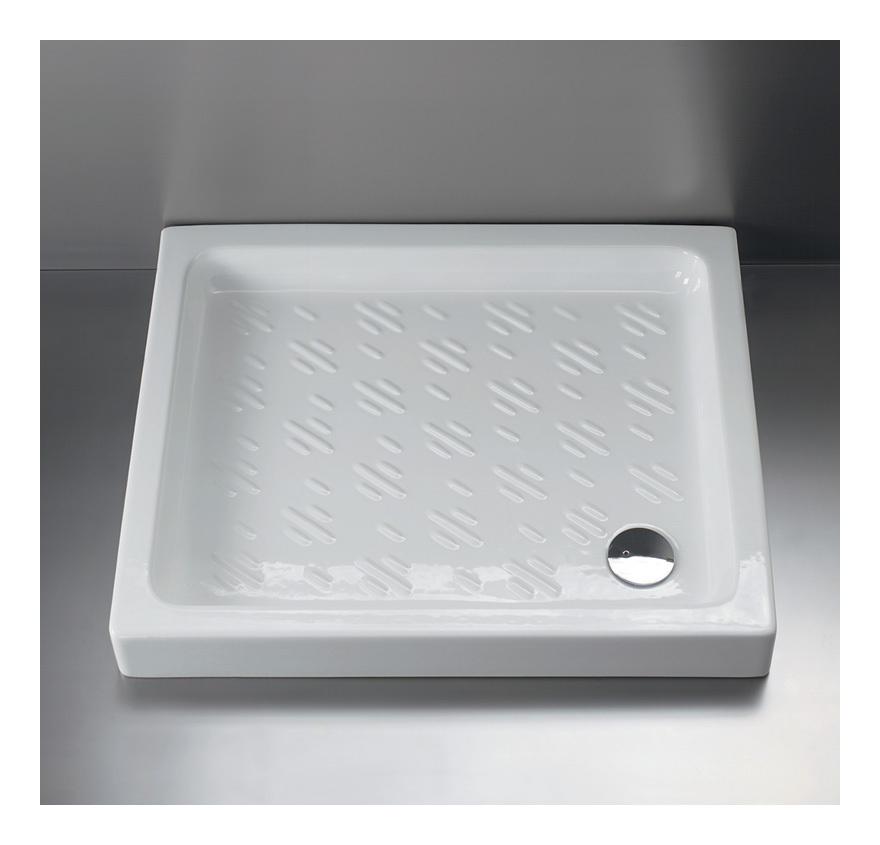 Piatto doccia 70x85 nibbio 1013 idraulica sanitari - Posare un piatto doccia ...