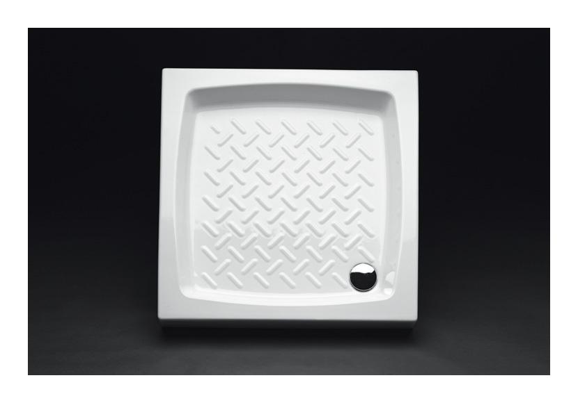 Piatto doccia contract 90x90 dc90 idraulica sanitari - Posare un piatto doccia ...