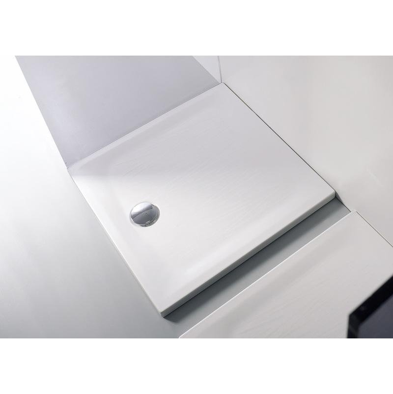 Piatto doccia Filo 90x90 bianco - 8060 - Idraulica, sanitari, riscaldamento