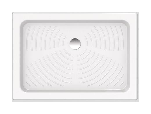Piatto doccia leda 100x70 pd r7 idraulica sanitari - Posare un piatto doccia ...