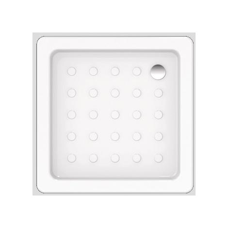 Piatto doccia saturno 75x75 pd75 idraulica sanitari - Posare un piatto doccia ...