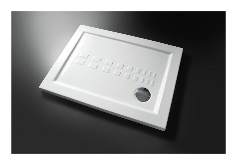 Piatto doccia slim 72x90 ds7290 idraulica sanitari - Posare un piatto doccia ...