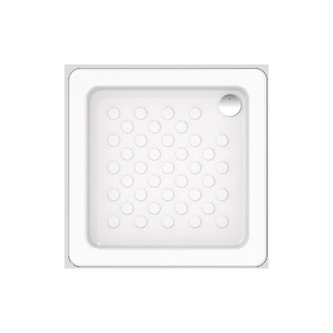 Piatto doccia sole 65x65 pd65 idraulica sanitari - Posare un piatto doccia ...