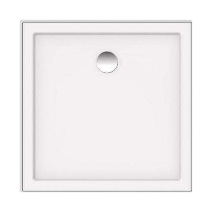 Piatto doccia trendy easy 80x80 tr e 80 idraulica - Posare un piatto doccia ...