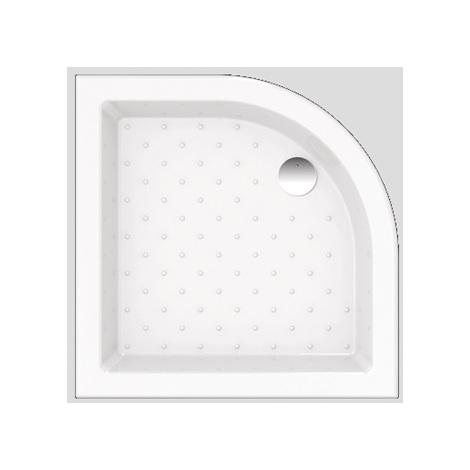 Piatto doccia vega angolo pd a7 idraulica sanitari - Posare un piatto doccia ...