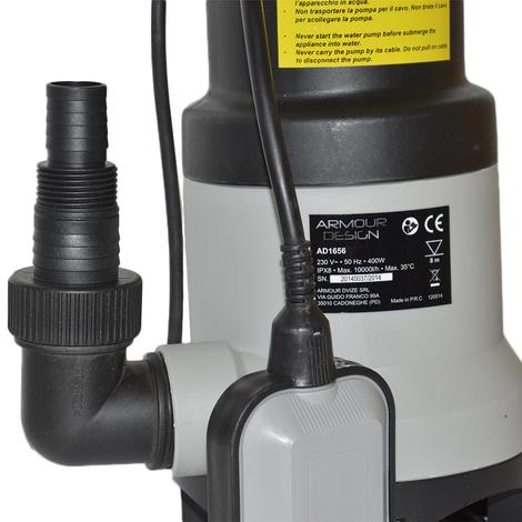 Pompa ad immersione per acque sporche