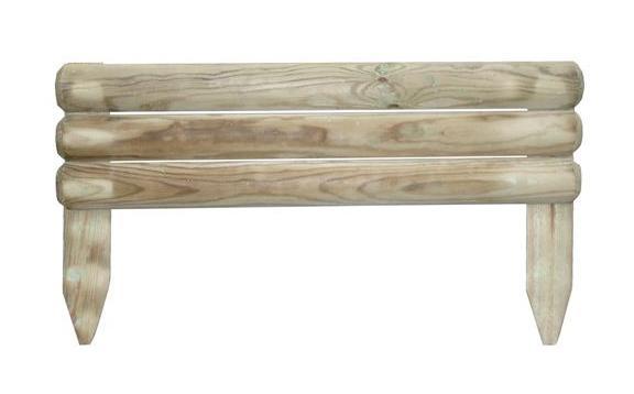 Recinzione legno impregnato in autoclave mod orizzontale - Recinzione piscina legno ...