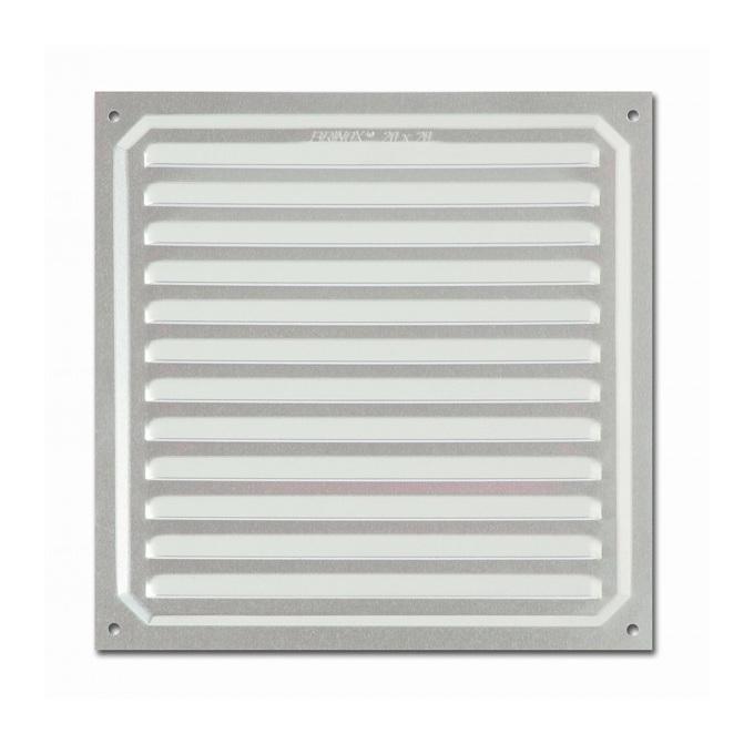 Rejilla aluminio blister 20x20 cm b70580a fontaner a - Rejillas ventilacion aluminio ...